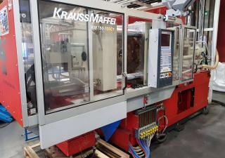 Krauss Maffei KM 150-700 C1 Injection moulding machine