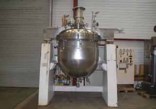 Pressindustria TE 3-VC-1400 LT Multishaft mixer