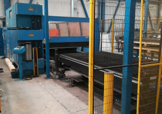 Prima PLATINO 1530 laser cutting machine