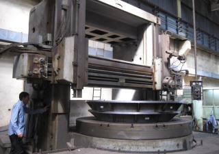 TITAN SC 3200 vertical turret lathe