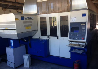 Trumpf 3030 laser cutting machine
