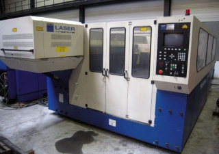 Trumpf L3030 laser cutting machine
