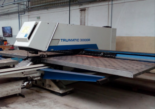 Trumpf TC 3000R Punching machine