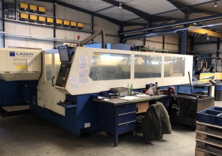 Trumpf TC L3030 - 4000W laser cutting machine