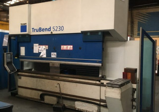 Trumpf TRUBEND 5230 Press brake cnc/nc