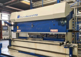 Trumpf TrumaBend V170 Press brake cnc/nc