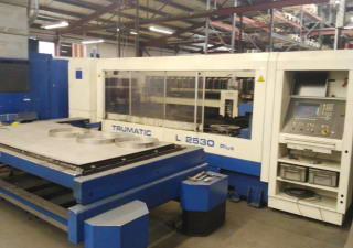 Trumpf Trumatic L 2530 laser cutting machine
