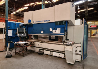 Trumpf V2300 Press brake cnc/nc