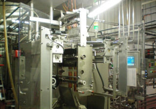 UNIVERSAL-PACK GAMMA S8L Filling machine - food industry