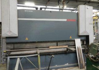 Used Durma AD-S 320 ton x 4100 mm Cnc press brake