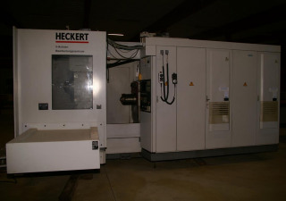 Used Heckert CWK800 5 axis machining centre