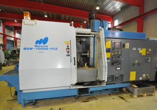 Used Matsuura 700HG Horizontal machining centre