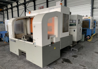 Used Victor Vcenter H 630 CNC Horizontal Machining Centre