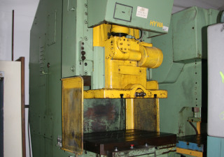 WMW PEE II 160 Eccentric Press