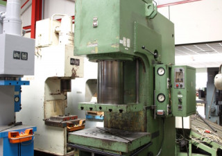 WMW PYE 250 SS c-frame press