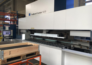 Trumpf TruBend Center 5030