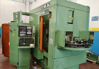 CNC GEAR HOBBING, CIMA – CE 260 (7 AXIS)