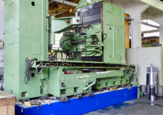 CNC GEAR HOBBING, WMW – ZFWZ 1250 (SIEMENS 840)