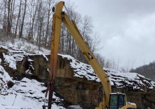 2005 Cat 322Cl Long Reach Excavator