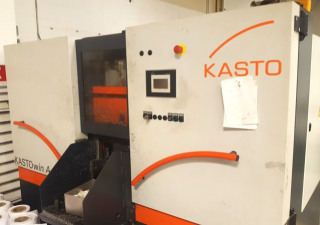 kasto high performance horizontal bandsaw