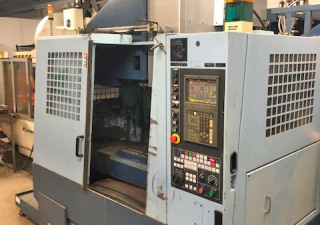 matsuura 5-axis machining center  model: mc-660 vg, mfg: 2003