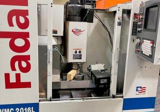 fadal 4-axis cnc vertical machining center