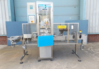 Graham Labelling Systems Sleevit Machine