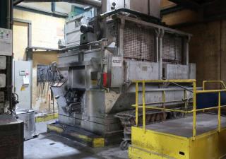 Striko Westofen MHII-N2000/500G-EG Aluminium Melting Furnace