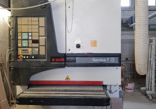 Sanding Machine Scm Sandya 7 S