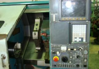 NAKAMURA-TOME, #TMC-18, Fanuc 21-T control