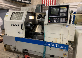 Okuma Cadet L1420 Turning Center