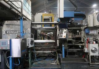 Weingarten GDK 400 (Al Aloy) Die Cast Machine