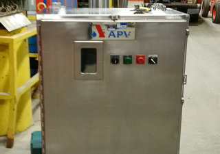 APV-Crepaco 10 sq.ft Heat Exchanger
