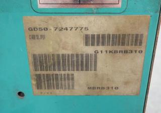 2011 Stamford KVA: 1360
