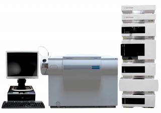 Agilent G1956B LC/MSD SL with 1200 HPLC System & DAD