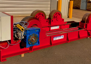 Used Bode 40 Ton Conventional Welding Rotators