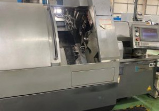 Citizen C 32 Cnc 9 Axis Sliding Head Turning Centre (2006)