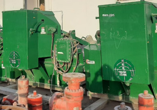 Derrick Shale Shakers DP- 626 Available in Stock - 6 Panels and 24 Urethane Panels