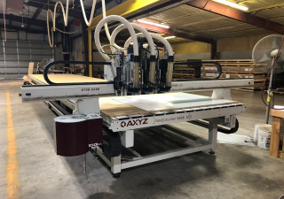 AXYZ PanelBuilder 6036 Condition: Used - Excellent