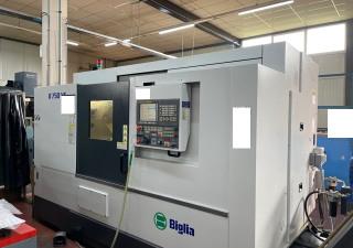 CNC LATHES BIGLIA B 750 YS année 2015