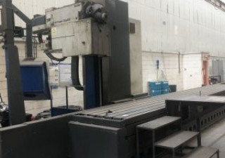 Butler Elgamill Hi-Power Cnc Travelling Column X 8000Mm (1984)
