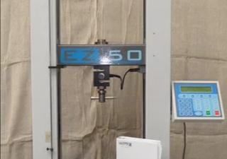 Lloyd EZ50 Tensile Test Machine