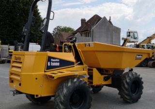Mini Dumpers Thwaites Mach 2062 Used