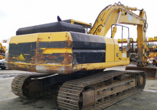 Crawlers Excavators Caterpillar 325 Ln Used