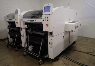 Panasonic NPM-W (NM-EJM2D) Placement Machine (2014)