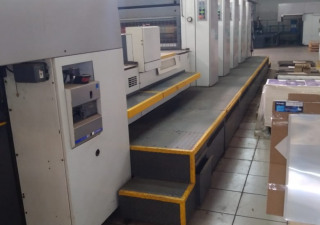 Offset printer Roland 705 LV, year 1995
