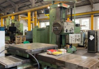 Kearns Richards Sf125 Horizontal Boring Machine