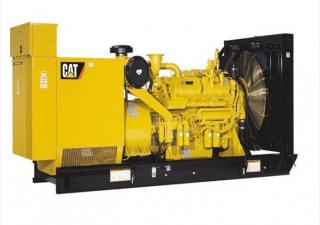 2008 Caterpillar 3412 Generator Set