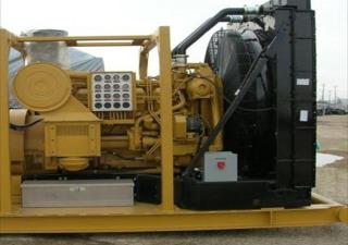 2007 Caterpillar 3508 Dita Generator Set
