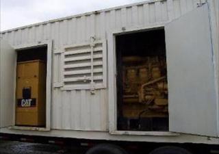 2006 Caterpillar 3508 Generator Set